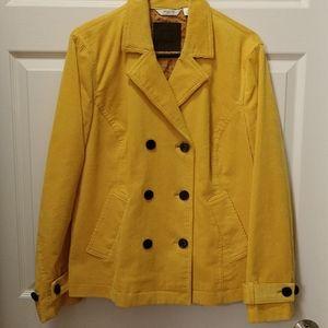 Liz Claiborne Corduroy Jacket